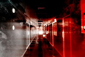 picture of hospital  - Hospital Of Horror - JPG