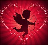 picture of cupid  - Valentine - JPG