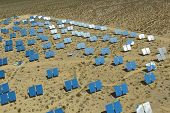 Solar Panels. Solar Energy An Alternative Source Of Energy Is Solar Panels. poster