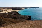 foto of papagayo  - Playa Papagayo Beach - JPG