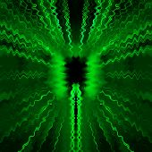 Green Radio Waves