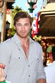 LOS ANGELES - JUN 22:  Derek Theler  at the World Premiere of