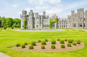 foto of ireland  - Ashford Castle in Ireland - JPG