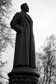 Постер, плакат: Statue Of Felix Dzerzhinsky