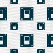 pic of toggle switch  - Power switch icon sign - JPG