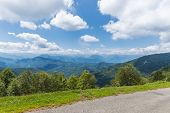 image of naturel  - A sunny day in the Pyrenees at Biert - JPG
