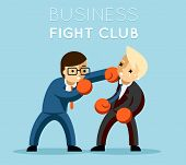 ������, ������: Business fight club