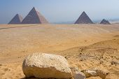 Monumental Set Of Giza