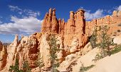 picture of hoodoo  - Hoodoos of Bryce Canyon National Park Utah - JPG