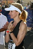 Felicity Huffman at The 21st Nautica Malibu Triathlon Presented By Toyota. Zuma Beach, Malibu, CA. 0