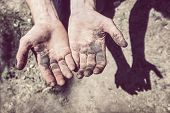 picture of neglect  - Working hands - JPG