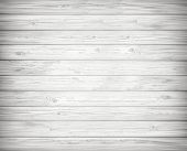 foto of dingy  - Background of old natural wooden dark empty room with messy and grungy crack beech - JPG