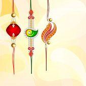 image of rakhi  - Beautiful rakhi - JPG