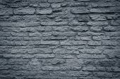 picture of wall-stone  - Stone wall background  - JPG