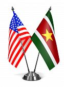 picture of suriname  - USA and Suriname  - JPG