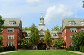 foto of mater  - Wayland Hall in Brown University - JPG