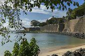 stock photo of san juan puerto rico  - SAN JUAN PUERTO RICO  - JPG