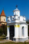 picture of saint-nicolas  - Small religious building at terriroty of Saint Nicholas Church in Brasov  - JPG