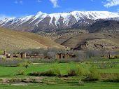 pic of paysage  - la merveille nature de grand Maroc - JPG
