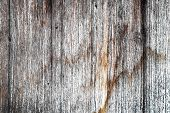Grunge Water Stain Pattern On Old Wood Door Frame, Hardwood Texture On Wooden Board, Woodgrain Backg poster