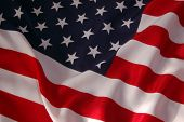 image of usa flag  - American Flag - JPG