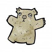 pic of wombat  - cartoon wombat - JPG