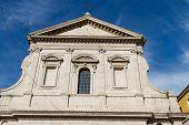 picture of carmelite  - Santa Maria in Traspontina Church in Rome - JPG