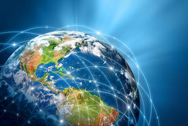 image of globalization  - Best Internet Concept of global business from concepts series - JPG