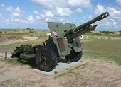 picture of artillery  - British 25 - JPG
