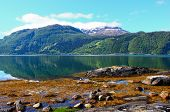 image of klcc  - Beautiful landscapes in Norwegian fjords in summer - JPG