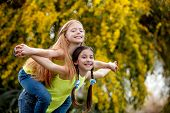 picture of friendship  - friendship kids at sommer camp happy healthy smiles - JPG