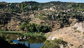 Picture of tagus river landscapes.