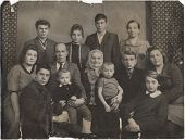 Постер, плакат: Old Family photo