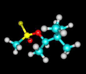 foto of toxic substance  - Soman or GD is an extremely toxic chemical substance - JPG