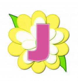 stock photo of letter j  - The letter J in the alphabet set  - JPG
