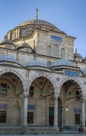 pic of ottoman  - The Sokollu Mehmet Pasha Mosque is an Ottoman mosque located in Istanbul historic center Turkey - JPG