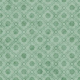 picture of dharma  - Pale Green Wheel of Dharma Symbol Tile Pattern Repeat Background that is seamless and repeats - JPG