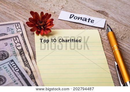 Top 1 Charities