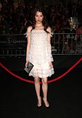 LOS ANGELES - MAY 07:  Astrid Berges-Frisbey arrives to the