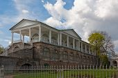 picture of tsarskoe  - Cameron gallery in Catherine park of Tsarskoe Selo Sankt - JPG