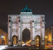 picture of leopold  - Siegestor  - JPG