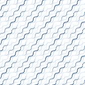 pic of twisty  - Wavy line pattern including seamless sample in swatch panel - JPG