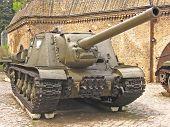 Polish Tank poster
