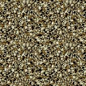 stock photo of sand gravel  - Sand texture in a seamless repeat pattern - JPG