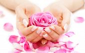 foto of beauty  - Manicure and Hands Spa - JPG