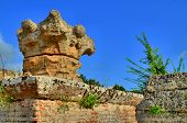 foto of ero  - Ancient Greek temples and ruins in southern Italy