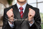 Handcuffs. poster