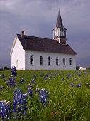 foto of olaf  - historic rock church  - JPG