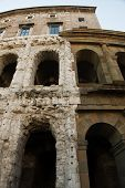 Постер, плакат: Teatro Marcello Ancient And Renovated