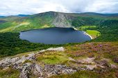 stock photo of guinness  - Lough Tay aka  - JPG
